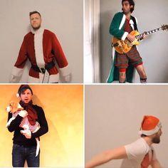 Imagine Dragons Christmas