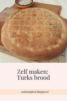 Diner Recipes, Baking Recipes, Bread Recipes, Soup Recipes, Beef Recipes For Dinner, Turkish Recipes, Artisan Bread, Bread Baking, Cooking Time