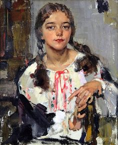 Feshin Nikolai Ivanovich (1881-1955)