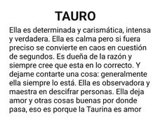 Tauro Taurus Art, Taurus Quotes, Taurus Woman, Horoscope Signs, Zodiac Signs, Inspirational Phrases, More Than Words, Zodiac Facts, Yoga Art