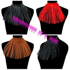 Impressions Of A Diva — ☆★NEW☆★FRINGE & FUN NECKLACE