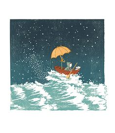 Red boat  limited edition print number 35/80 van yoote op Etsy, $35.00