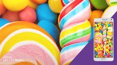 Galaxy Note 4 Segera Mendapat Update Lollipop Pekan Depan