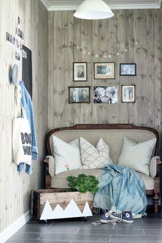 The cosy home of the Norwegian blogger of Marsipan og Smilefjes.