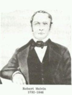 NC Sen. Robert Melvin My gggg grandfather