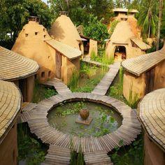 Cool co habitation shacks