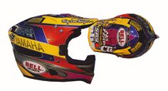 1999 Troy Lee Designs Bell Helmet of Jimmy Button | Flickr - Photo Sharing!