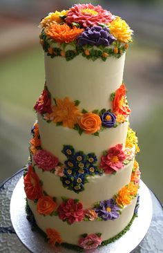 Wedding Cake by Arty Cakes
