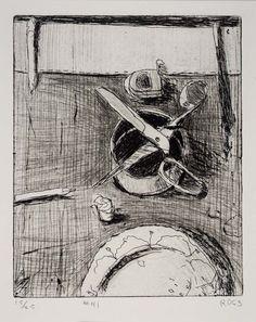 Richard Diebenkorn, #41, 1975