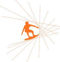 Category image - Orange Surfer