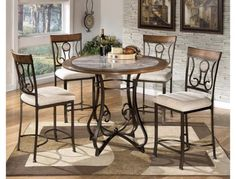 Hopstand Brown Dining Room Table Bellagio Furniture Store Houston Texas    www.BellagioFurniture.com    Complete your bedroom with affordable and stylish Bedroom Furniture from Ashley Furniture HomeStore. Enjoy Free Shipping on many items!