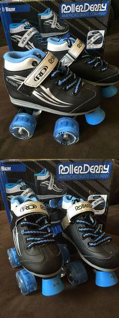 Youth 71156: Roller Derby *Blazer Lighted* Wheel Roller Skates Jr Boys 12 *Nib* -> BUY IT NOW ONLY: $37.95 on eBay!