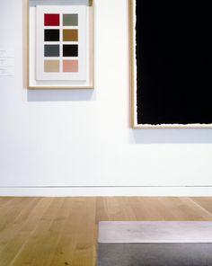 Louise Lawler (1947) / L'oeuvre d'art s'imprégnant de son contexte
