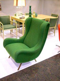 Marco Zanuso Man Chair for Arflex