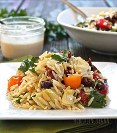 Salads on Pinterest | Potato Salad, Pasta Salad and Orzo Salad