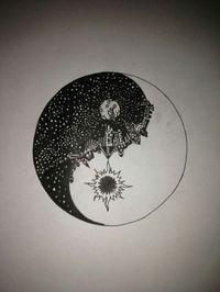 night and day tattoo - Pesquisa Google