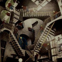 Wander by Escher