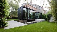 Architectura - Staalbouwwedstrijd: Restauratie en uitbreiding Verhaeghen door Caan Architecten