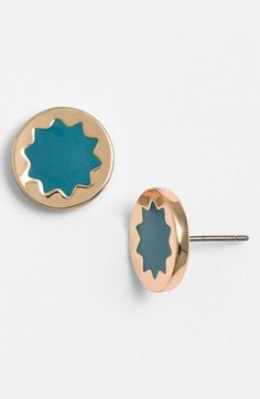 House of Harlow 1960 Sunburst Button Earrings available at #Nordstrom