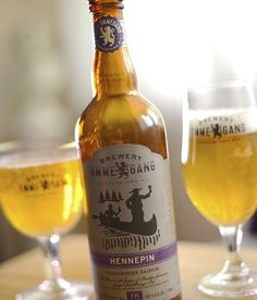 Beer Recipe of the Week: Brewery Ommegang Hennepin Clone | E. C. Kraus Homebrewing Blog