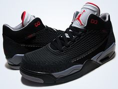 huge selection of cc9ff b2b68 Jordan Flight Club 80s - Black - Gym Red - Anthracite - SneakerNews.com