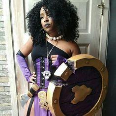 Rat Queens cosplay  We Are Wakanda - #CosplayFriday [08/07/15]