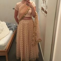 Designer Indian Traditional Golden Dupatta Chunni Stole Scarves embroiderd Net for Lehenga Suit Salwar Kameez for Women and Girls Party Wear Lehenga Suit, Party Wear Lehenga, Lehenga Choli, Party Wear For Women, Girls Party Wear, Golden Dupatta, Georgette Fabric, Pakistani Designers, Under Dress