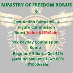Ministry Of Freedom Bonuses- Georgia Giannakandropoulou - Medium#ministryoffreedombonuses