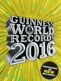 Guinness World Records 2016: Guinness World Records: 9781910561027: Amazon.com: Books