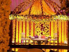 Atif Aslam`s Mehndi stage. #Pakistani #Indian #desi #wedding #mariage #shadi