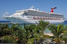 Carnival Destiny was the newest and largest cruise ship in1998 when we sailed her to San Juan, Puerto Rico, St. Croix and St. Thomas.