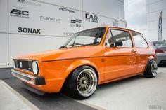 Volkswagen – One Stop Classic Car News & Tips Scirocco Volkswagen, Volkswagen Golf Mk1, Classic Golf, Vw Classic, Vw Mk1 Rabbit, Supercars, Jetta Mk1, Mk1 Caddy, Golf 2