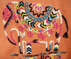 print & pattern blog - elephant by George at Asda