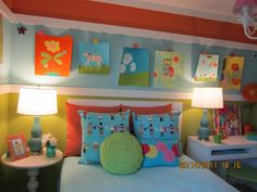 Adorable kid room