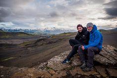 Reisebericht über den beeindruckend schönen Laugavegur Trekking-Trail, der Weg der heißen Quellen, in Island