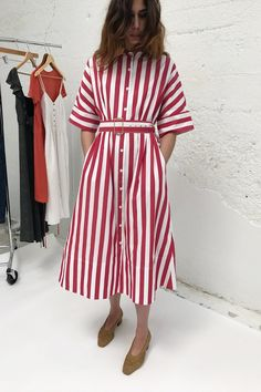RACHEL ANTONOFF | Benay Dress - Stripe