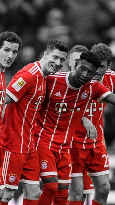 I love my boys ❤️ Bayern Munich Football Is Life, Watch Football, Football Team, Soccer Teams, Soccer Players, Fc Bayern Munich, Robert Lewandowski, James Rodriguez, Love My Boys