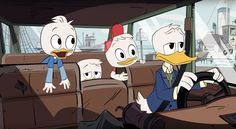 The DuckTales reboot now has it's first trailer!