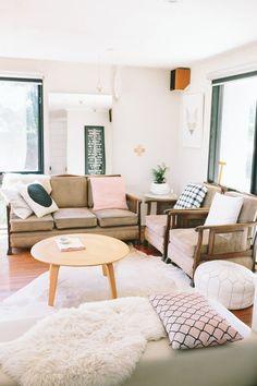 An Eclectic, Scandinavian-Inspired, Bespoke Australian Home — House Tour
