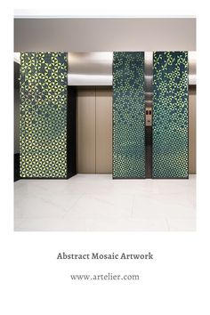 Discover this abstract lobby feature wall made by one of our contemporary artist. If you are looking for unique lobby design then you have come to the right place. Discover more contemporary lobby interiors. #lobbydesign #lobbyinterior Lift Design, Screen Design, Lobby Interior, Interior Walls, Mural Wall Art, Wall Art Decor, Ceiling Design, Wall Design, Feature Wall Living Room