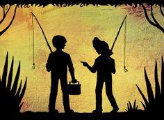 Tom e Huck Finn