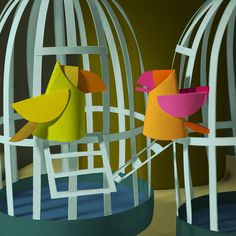 Noortje Bosma | Paper art | My work for the exposition Utopia in Rotterdam.  More information on: http://www.noortjebosma.nl