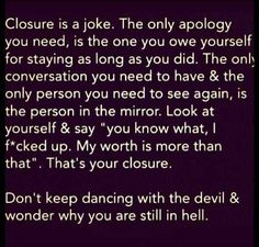 Amen!! I haven't danced with my ex in 11 years now and counting. If you have left an abusive relationship-thank yourself with NO excuses to anyone else. If you are in an abusive relationship-your worth is more then being hurt everyday. You owe it to yourself and your children to get out of that hell and seek an abuse-free life. Love should NEVER, under any circumstance hurt. #DomesticViolence #survivor #gethelp #abusefree