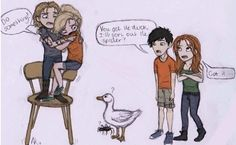 TMI Percy Jackson cross over :D