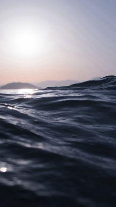 Sea Dive Wave Dark Summer Ocean Nature Iphone S Wallpaper
