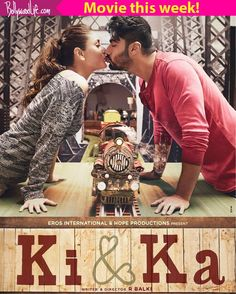 Movie this week: Ki & Ka!