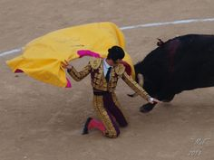 "Juan Jose Padilla ""El Ciclon de Jerez"" Arles France. They do not kill the bulls here."