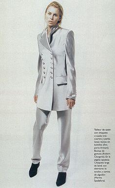 Niki Taylor ,Marie Claire Argentina 1996