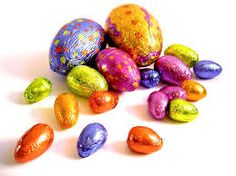 pictures of easter chocolates - Google Search