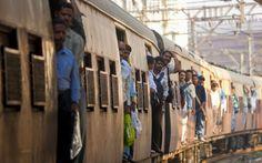 Great Ways To Commute To Work | Rough Guides Mumbai Suburban railway, India